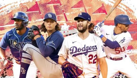 Rays Dodgers Serie Mundial b
